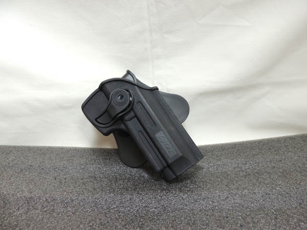 CYTAC HOLSTERS BLK FOR GLOCK,M9,1911