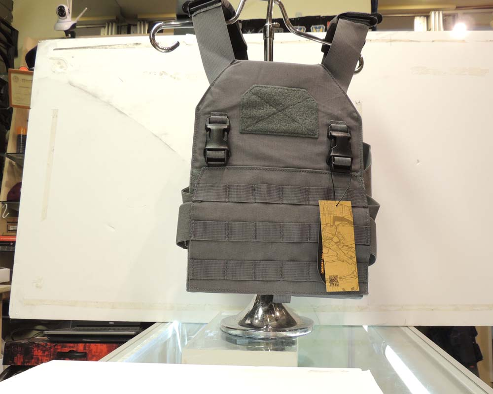 APC TACTICAL VEST GERY