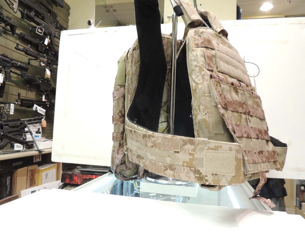 EMERSONGEAR ADAPTIVE VEST HEAVY DUTY