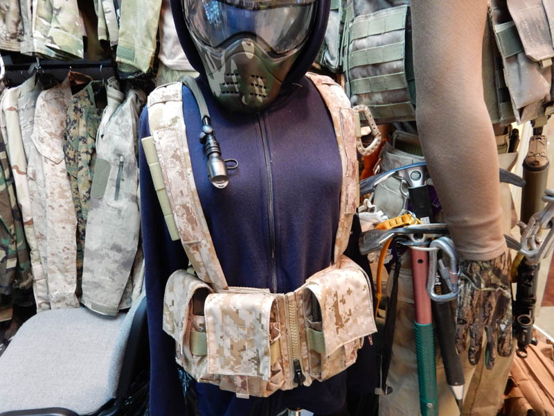 EMERSONGEAR CHEST VEST